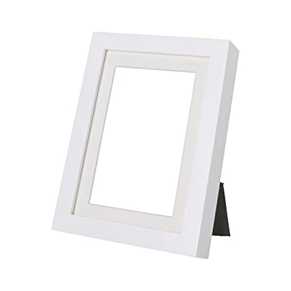 Amazon.com - Ikea RIBBA Frame, white - Picture Frame Sets