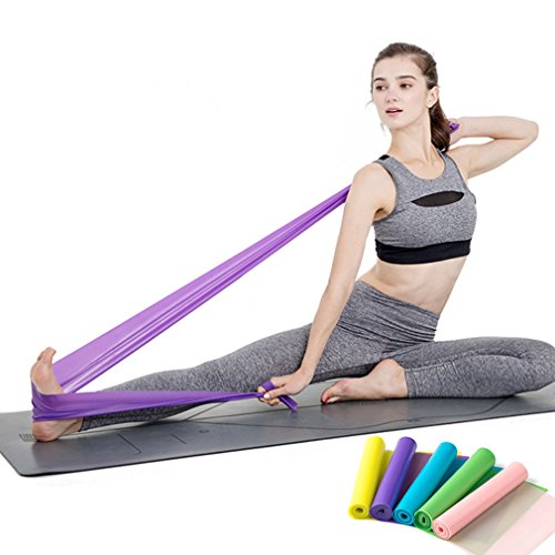 Coofig Environmental Protection 6.5 ft. Thicken Yoga Elastic