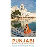 Punjabi-English English-Punjabi Dictionary Phrasebook