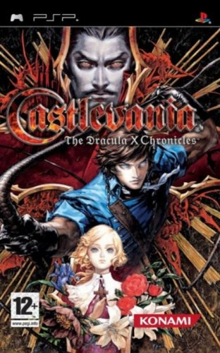 Castlevania Dracula X Chronicles PSP product image