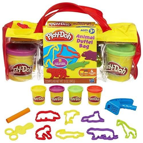 希少 黒入荷! プレイドー ダッフル バッグ 動物 Play-Doh 型 B00HQ6FR0Y 小道具 セット Play-Doh 並行輸入品 並行輸入品 B00HQ6FR0Y, Annan:1a0a0e2a --- pmod.ru