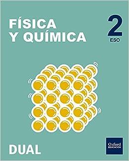 Pack Inicia Dual Física Y Química Serie Diodo. Libro Del Alumno - 2º ESO - 9780190502454: Amazon.es: Varios Autores: Libros