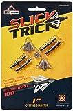 Slick Trick Standard 100 GR Broadhead (Pack of 4), 1', Black