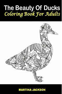 Amazon.com: Duck and Goose Coloring Book: An Adult Coloring Book of ...