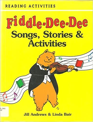 Image result for Fiddle-Dee-Dee: Songs, Stories, and Activities