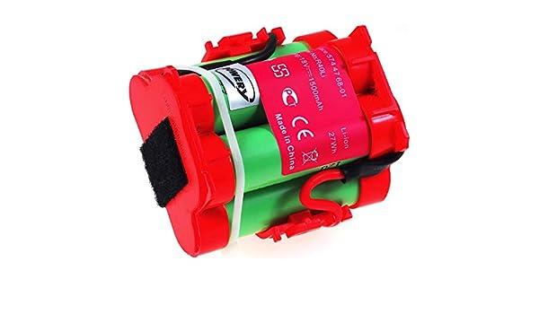 Batería para Robot Cortacésped Gardena Modelo 574 47 68-03 ...