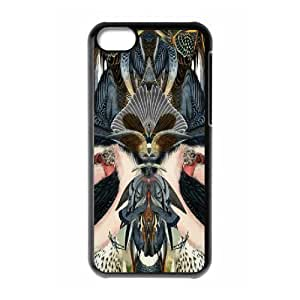 Feather YT011914 Phone Back Case Customized Art Print Design Hard Shell Protection Iphone 5C