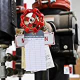 Juvale 24-Pack Inspection Safety Record Label