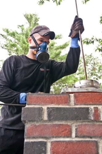 Chimney Sweeper Cleaning Service Start Up Sample Business Plan CD!