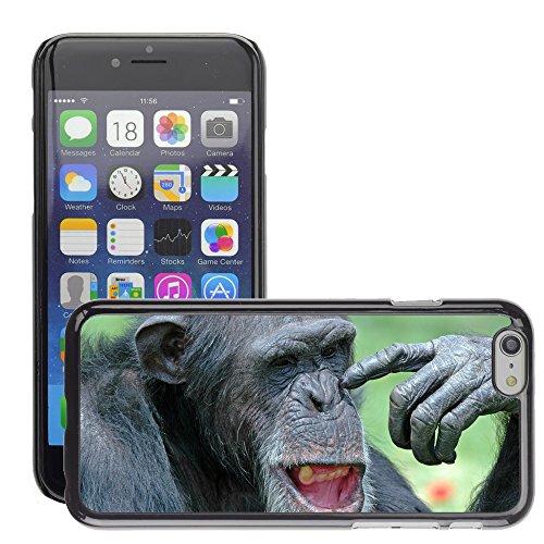 "Premio Sottile Slim Cassa Custodia Case Cover Shell // V00002232 drôle Chimp // Apple iPhone 6 6S 6G 4.7"""