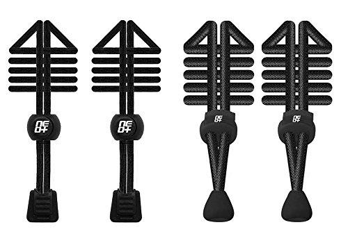 Black Corsa Neo E Triathlon Meccanismo Elastici Ii Scarpe I Confezioni Sets Lacci Con Autobloccante 2 Di Rotondo Per qwxvAg1Zq