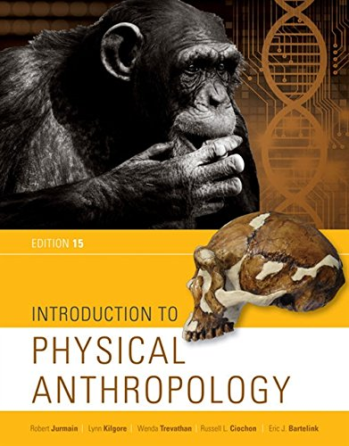 Anthropology book to introduction