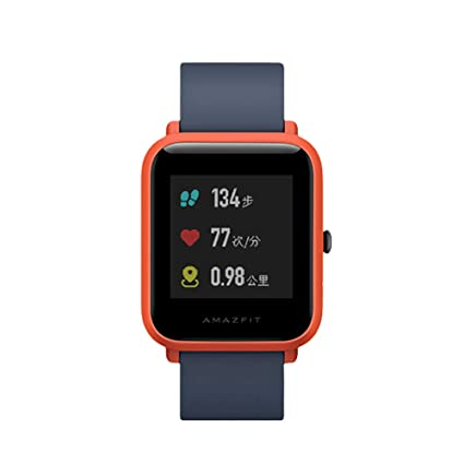 Amazon.com: Wulidasheng Smart Watch,Xiaomi Huami Amazfit Bip ...
