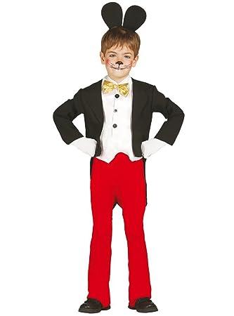 Guirca grafoplas SL. - Traje Mickey Mouse bmbino 7/9 años ...