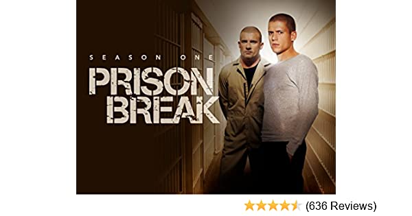 Amazon.com: Watch Prison Break Season 1 | Prime Video