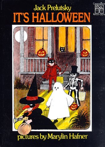 It's Halloween (Greenwillow Read-Alone) by Jack Prelutsky (1977-08-01) -