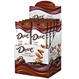 #8: DOVE Almonds With Cinnamon and Dark Chocolate Candy 1.6-Ounce Pouch (10 Count)
