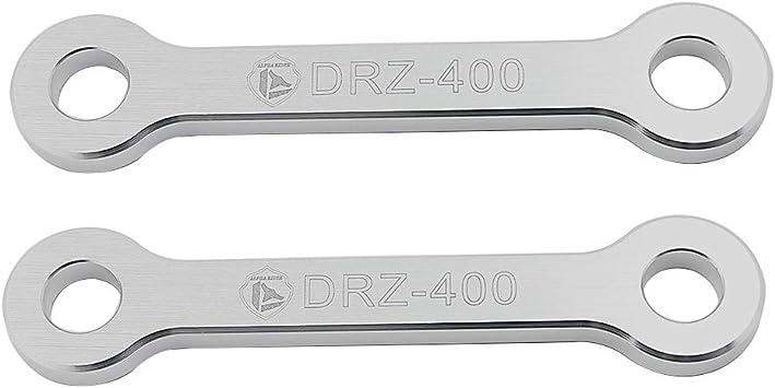 Lowering link kit pour Suzuki DRZ400 400SM DRZ400S 2000-2018 DRZ400E KLX-400 2003