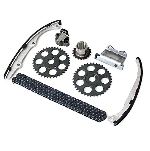 IF-94189S Inner Fire Engine Parts 1.9L DOHC Vin# 7 Timing Chain Kit SC SC2 SL2 SW2 91-98 Saturn 1.9