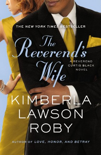 Books : The Reverend's Wife (A Reverend Curtis Black Novel)