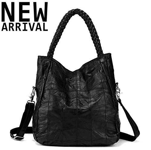 Cute Leather Tote Bags - 1