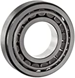 FAG 30206A Tapered Roller Bearing Cone and Cup Set, Standard Tolerance, Metric, 30 mm ID, 62mm OD, 17.25mm Width, 12000rpm Maximum Rotational Speed