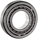 FAG 320/28X Tapered Roller Bearing Cone and Cup Set, Standard Tolerance, Metric, 28 mm ID, 52mm OD, 16mm Width, 13000rpm Maximum Rotational Speed
