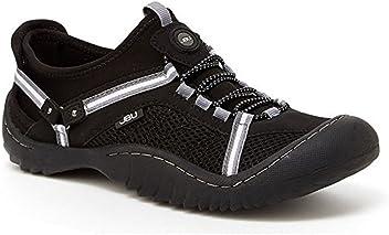 091c6bb5f98 J-41 Tahoe Max Black Grey White JSports Fashion Sneaker - M - 7