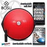 Bosu Balance Trainer, 65cm  - Red/Black
