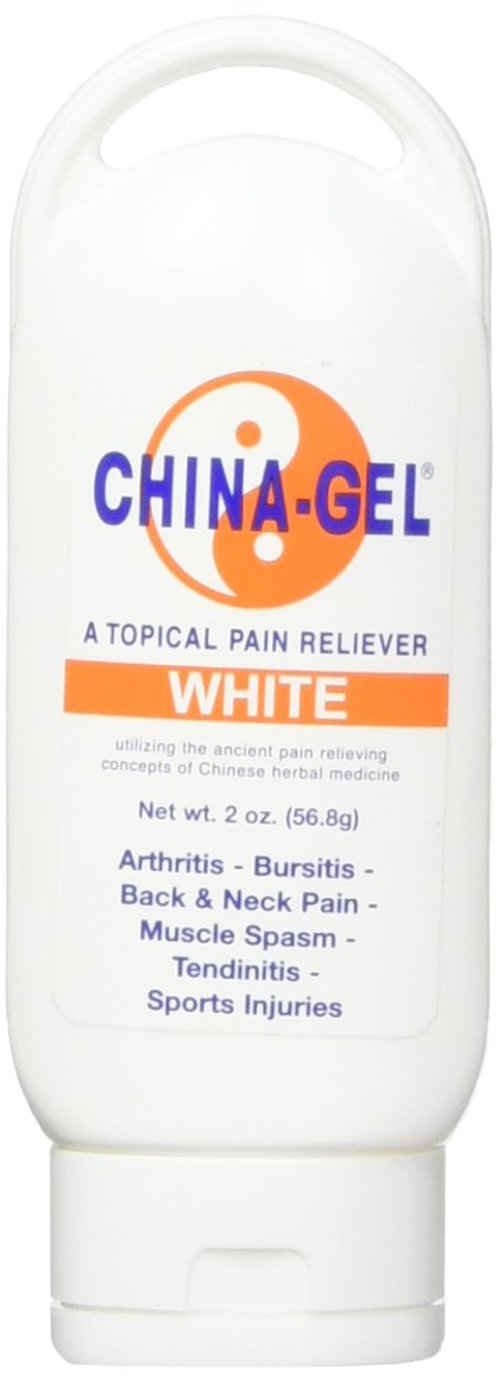 China-Gel 2 oz 2Go White (2 packs)