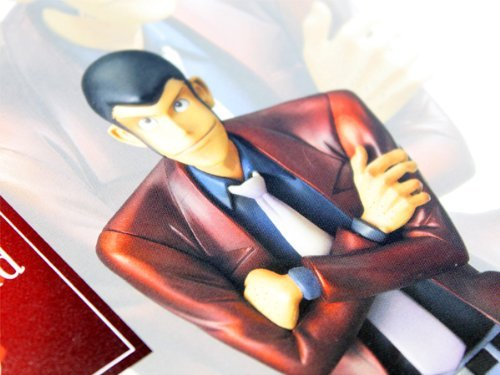 Lupin III DX stylish posing figure I Banpresto (with (with Banpresto all two full set + bonus) b7fa36