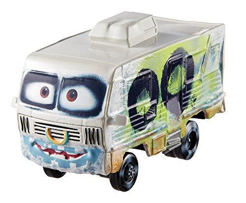 Cars 3 / Crossroads Mattel 1:55 die-cast miniature cars Deluxe size 1 pack Avi / MATTEL 2017 CARS 3 DELUXE ARVY [parallel import goods] Disney Pixar Disney PIXAR character car (Parallel Car)