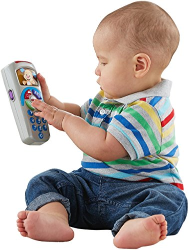 Fisher-Price Laugh & Learn Remote and Smilin' Smartphone Bundle JungleDealsBlog.com