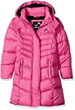 Vertical '9 Little Girls' Bubble Jacket (More Styles Available), V300-Fuchsia, 5/6