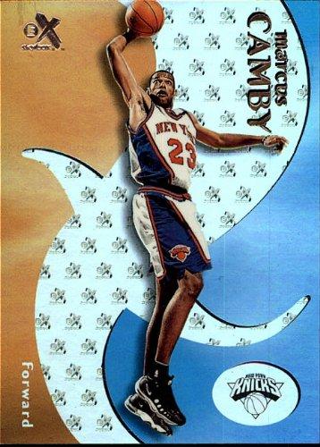 2000 Fleer - Skybox - Marcus Camby - Knicks - Card 6