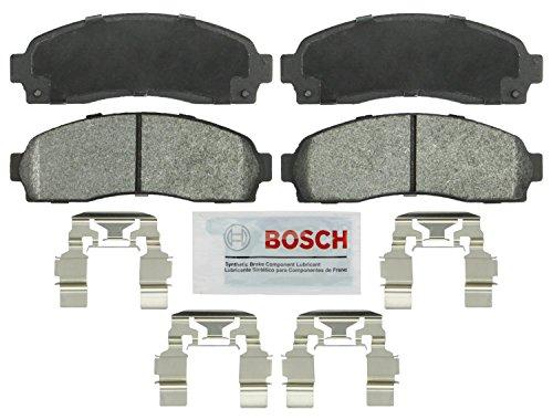 Disc Brake Lube (Bosch BSD833 Severe Duty Disc Brake Pad, 1 Pack)