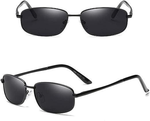 XXYHYQ Sunglasses Gafas de Sol polarizadas Square UV400 Pesca ...