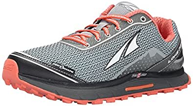 Altra Women's Lone Peak 2.5 Trail Running Shoe, Coral Reef, 5.5 M US