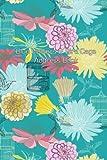 Blue Flowers & Bird Cage Address Book (Address Books) (Volume 6) by Jot Spot Stationary (2015-04-03)