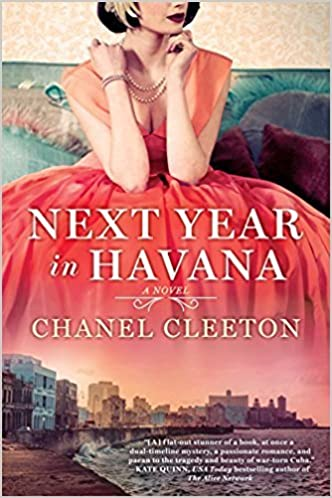 Image result for Next Year in Havana by Chanel Cleeton book cover