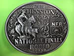 Hesston 2016 National Finals Rodeo NFR Adult Belt Buckle NEW Cowboy Wrangler Prorodeo