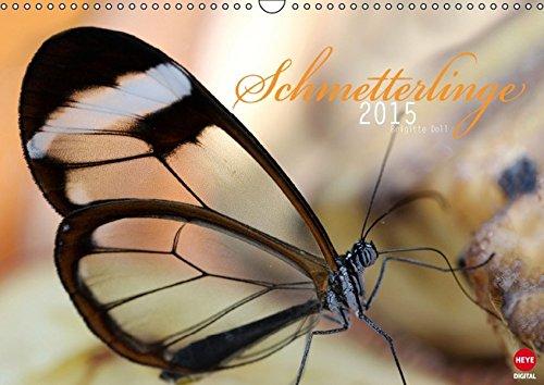 Schmetterlinge (Wandkalender 2015 DIN A3 quer): Faszinierende Makroaufnahmen (Monatskalender, 14 Seiten) (CALVENDO Tiere)