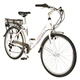 Vilano Pulse Women's Electric Commuter Bike - 26-Inch Wheels