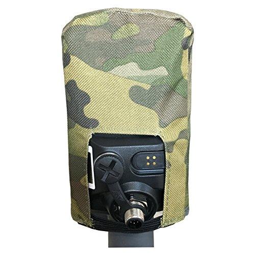 MD Dirt Cover case for Minelab Equinox 600 800 Control Box (Multicam)