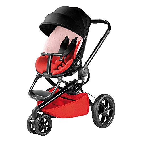 Quinny Kinderwagen Moodd Reworked red