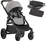 Baby Jogger City Select Lux Stroller WITH Bench Seat (Slate)