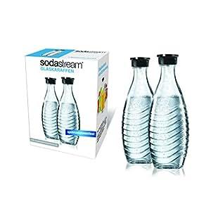 SodaStream 1047200490 consumible para carbonatador - Accesorio para máquina para soda Transparente