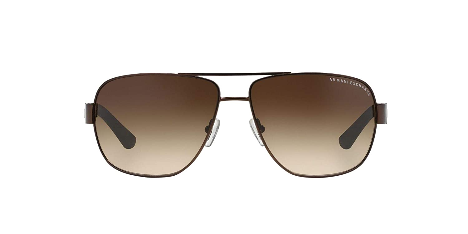 e4e58b3c15762 Amazon.com  Armani Exchange Men s Metal Man Sunglass Aviator
