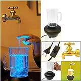 floating faucet fountain - Bridge2Shopping™ Magic Faucet Mug/Water Fountain with Light Ornament