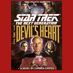 Star Trek, The Next Generation: The Devil's Heart (Adapted)